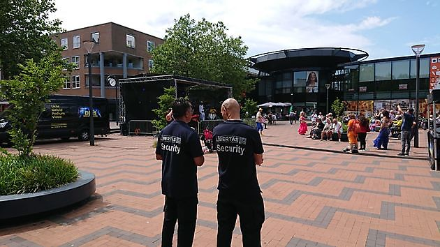 Beveiliger (m/v) - evenementen Oproepbasis of ZZP - Libertas Security & Research Drachten Friesland